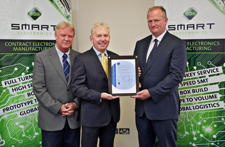 ISO-13485-Presentation - Smart Electronics