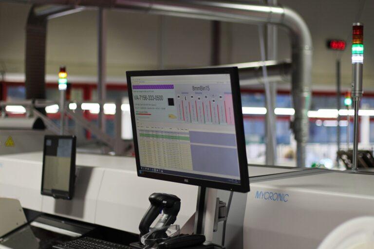 Mycronic equipment - The Evolution Of Smart SMT