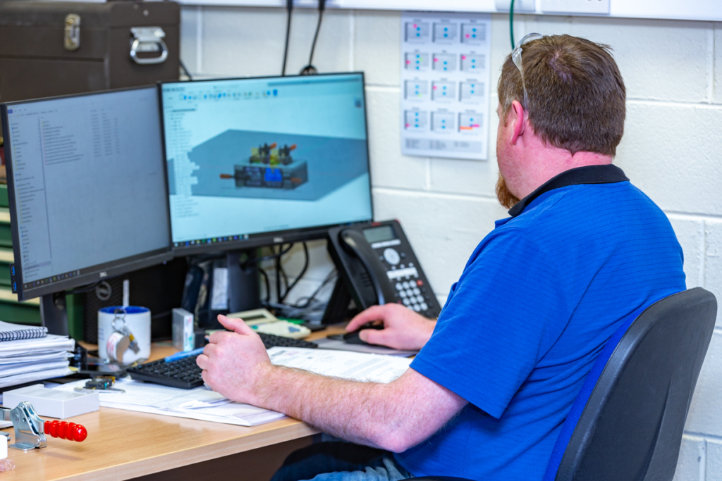 Production Engineering at Smart Electronics