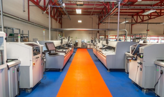 Electronic Manufacturing Capabilities